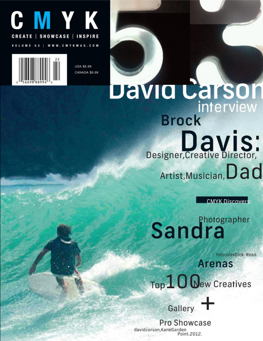 david carson design