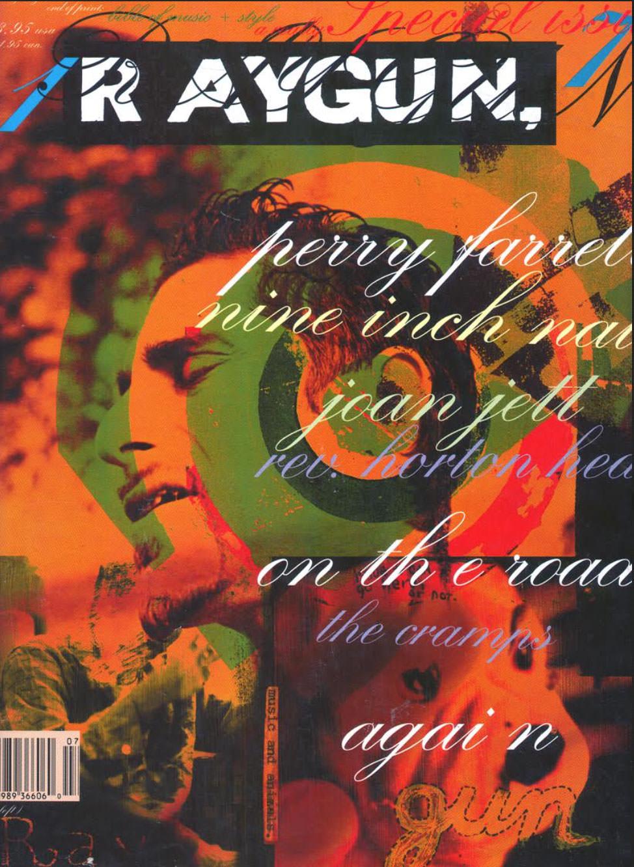 Typographic Book Cover Maker ~ David carson design